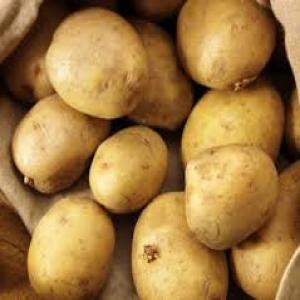 Bio aardappels