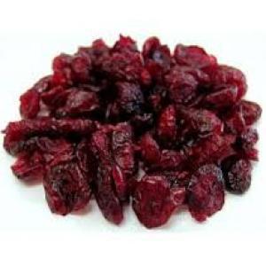Cranberries gedroogd